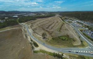 Westfield Site, commencement commences this year