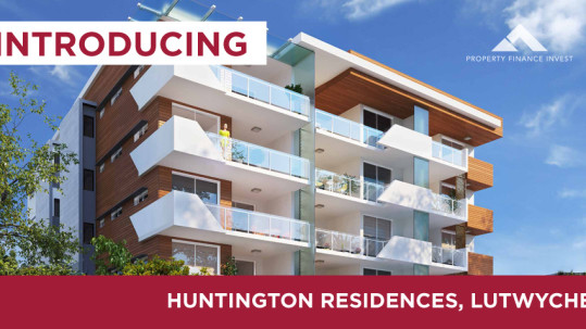 Huntington Residences, Lutwyche