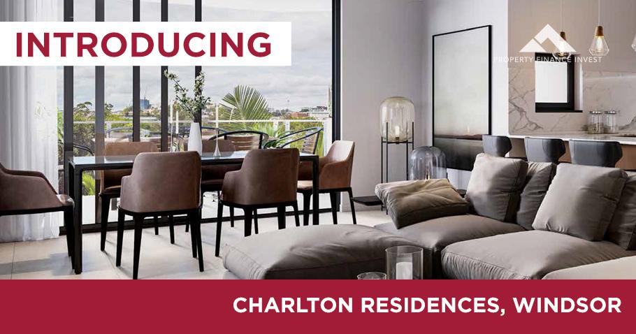 Charlton Residences, Windsor